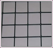 Vinyl Coated Welded Wire Mesh - PVC Coated Wire Mesh Fence - Tree ...