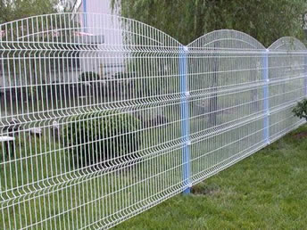 Wire Pool Fence