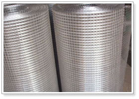 Square Hole Welded Mesh